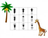 Лабиринты для ментальной арифметики