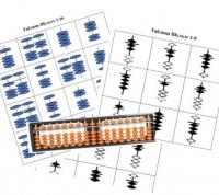 Таблицы Шульте для ментальной арифметики